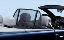 BMW OEM 2000-2006 323Ci, 325Ci, 330Ci, M3 Convertible Wind Deflector 54317037729