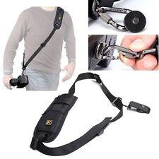 Neu Schultergurt Profi Kameragurt Tragegurt für SLR Nikon Canon DSLR Antirutsch