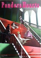 Pandora Hearts Poster promo official anime cosplay