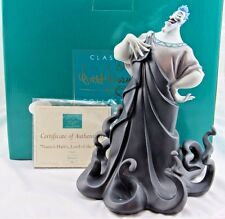 """WDCC """"Name's Hades, Lord of the Dead"""" from Disney's Hercules in Box with COA LE"""