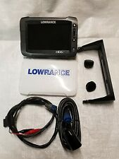 Lowrance HDS 7 Gen2 Touch GPS/Sonar/Fishfinder w/transducer