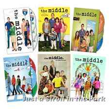 The Middle: TV Series Complete Seasons 1 2 3 4 5 6 Box/ DVD Set(s) NEW!