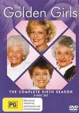 The Golden Girls: Season 6  - DVD - NEW Region 4