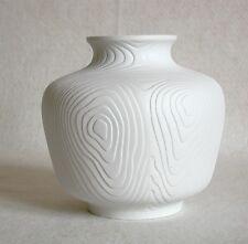Relief __Biskuit Porzellan Vase __Hutschenreuther  Tirschenreuth