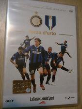 COFANETTO+DVD FORZA D'URTO -INTER CAMPIONE D'ITALIA 2006/07 VOLUME 5 NUOVO