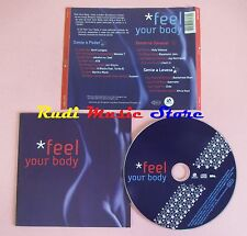 CD *FEEL YOUR BODY compilation AVRIL LAVIGNE MOUSSE T LIBERT X no lp mc dvd(c20)