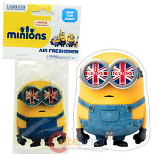 Despicable Me Minions Air Freshener Car Auto Hanging Accessories -Invasion