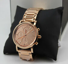 NEW AUTHENTIC DKNY LEXINGTON ROSE GOLD CHRONOGRAPH LADIES WOMEN'S NY8862 WATCH