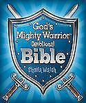 GOD'S MIGHTY WARRIOR DEVOTIONAL BIBLE BRAND NEW HARDCOVER BOOK S. Walsh