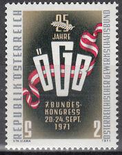 Österreich Nr. 1369** 25 Jahre ÖGB