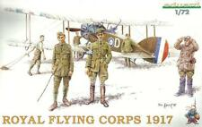 ROYAL FLYING CORPS (RFC/RAF CREW to Camel, SE-5a, Bristol Fighter..) 1/72 EDUARD