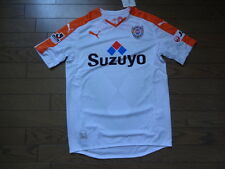 Shimizu S-Pulse 100% Official Jersey Shirt 2015 Away BNWT M Japan J-League