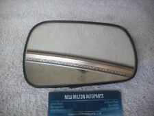 A GENUINE FORD FUSION HEATED ELECTRIC DOOR MIRROR GLASS O/S RIGHT  3001-632  RH