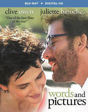 Words & Pictures [Blu-ray], New DVDs