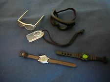 Watch, Diver's watch, Compass, Goggles & Shades - 1/6 Scale - Action Figures