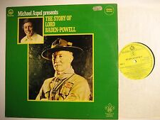 "Baden Powell ""Michael Aspel presents the story"" LP"