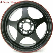 15 ROTA SLIPSTREAM RIM 4X100 CIVIC CRX XA XB FIT WHEELS