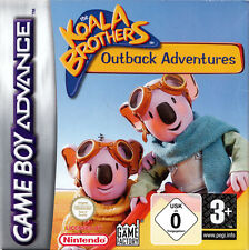 --  THE KOALA BROTHERS - OUTBACK ADVENTURES  --   Tolles-Spiel  -  komplett