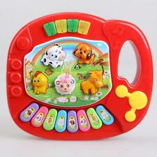 Baby Kids Music Musical Developmental Animal Farm Piano Sound Educational Toy