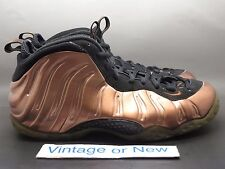 Nike Air Foamposite One Copper 2010 sz 10.5