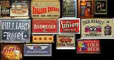 ho scale building bar/tavern decals