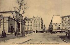 PARIS Eglise Sainte-Marie des Batignolles Rue Legendre