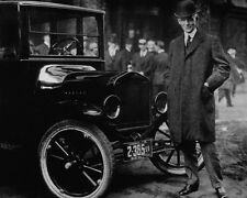 Inventor Ford Motor Co HENRY FORD Glossy 8x10 Photos Model T Print Poster