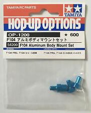 Tamiya 54200 F104 Aluminum Body Mount Set (F104 Pro) NIP