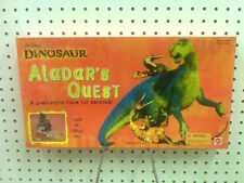 "NEW - DINOSAUR ALADAR'S QUEST BOARD GAME - OVER 14 "" TALL - MADE IN 2000"
