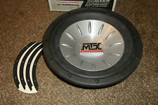 "MTX Thunder 8000 12"" Subwoofer 8 Ohm Bass Car Speaker Remanufactured"