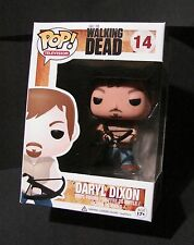 FUNKO POP! TELEVISION  THE WALKING DEAD  DARYL DIXON  4 INCH VINYL FIGURE