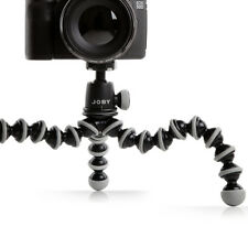 Joby GorillaPod SLR Zoom Tripod & Ball Head Bundle for DSLR - Black / Grey