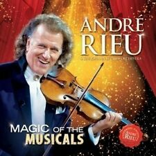 ANDRÉ RIEU - MAGIC OF THE MUSICALS  CD NEU
