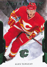 11-12 Artifacts Alex Tanguay /99 EMERALD Green