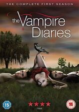 THE VAMPIRE DIARIES - FIRST SEASON COMPLETE - 5 DVD BOX SET