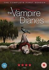 The Vampire Diaries Complete 1st Season Dvd Brand New & Factory Sealed