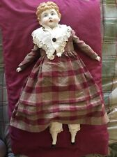 "China Doll Approximately 22"" Tall. As Pictured"