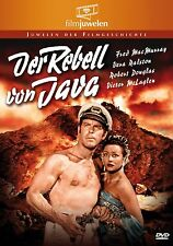 Der Rebell von Java - Krakatoa - Fair Wind to Java - Filmjuwelen DVD