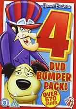 Hanna Barbera Quad  DVD NEW