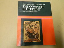 THE COMPLETE RELIEF PRINT1974 BY JOHN ROSS