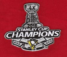 Official 2016 NHL Stanley Cup Final Champions Pittsburgh Penguins Jersey Patch