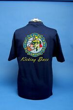 Los Angeles County Fire Department 149's Kicking Bass Shirt  Castaic, Ca