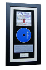 OLLY MURS In Case You Know CLASSIC CD Album TOP QUALITY FRAMED+FAST GLOBAL SHIP