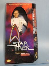 """STAR TREK CAPT. JEAN-LUC PICARD 12"""" DELUXE ACTION FIGURE! NM! 50TH ANNIVERSARY!"""