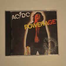 AC/DC - POWERAGE - AUSTRALIAN CD 1995 PRESS