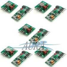 5 Pair 433mhz RF Transmitter + Receiver wireless arduino hobby ASK OOK UK A302/3