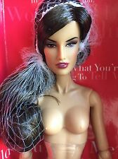 "Fashion Royalty Laka O'Rion Color Infusion 12"" Doll 2016 Integrity Style Lab"
