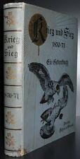 von Pflugk-Harttung: Krieg un Sieg - 1870-71 / 1895