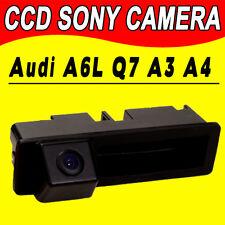 CCD Rückfahrkamera Trunk Handle Audi A6L A4 A3 Q7 griff car camera Rücksicht GPS