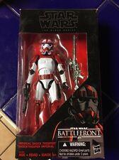 """Star Wars Black Series 6"""" inch Imperial Shock Trooper Walmart Exclusive - Hasbro"""